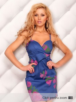 Rochie Fresh Roses