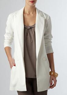 Jacheta din tesatura milano Votre Mode
