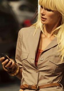 Jacheta sahariana pentru toamna 2011