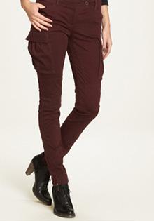 Pantaloni battle slim pentru toamna 2011