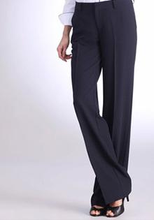 Pantaloni drepti pentru toamna 2011