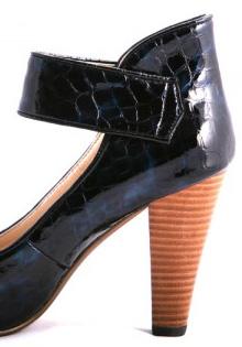 Pantofi albastri Larisa