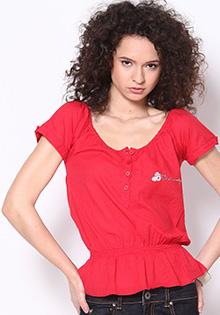 Camasa Sheila Red