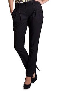 Pantaloni negri bufanti