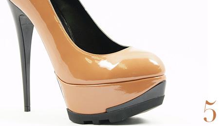 Pantofi dark sand la 24 Shop
