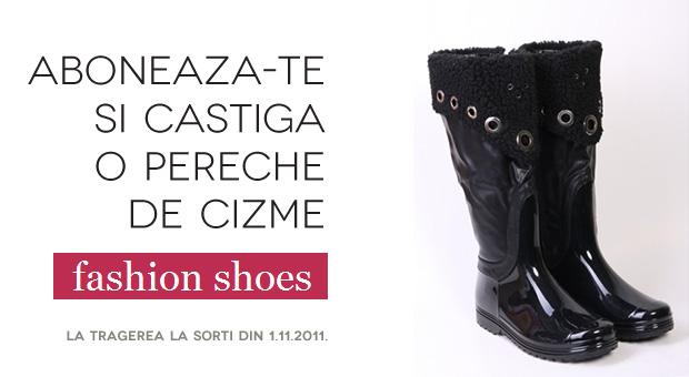 Concurs sponsorizat de FashionShoes