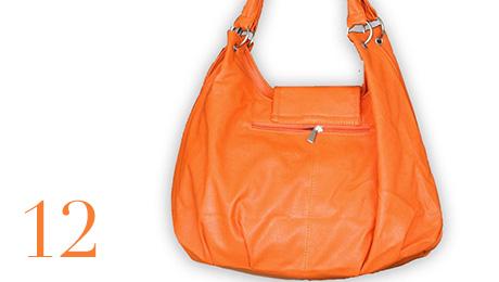 Geanta portocalie Tara