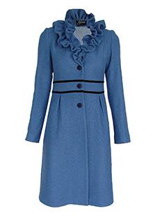 Palton romantic de la Tara Fashion