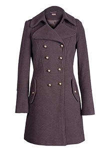 Palton military la Ama Fashion