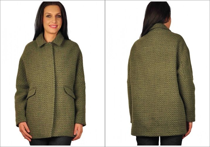Palton scurt RVL Gorgeous