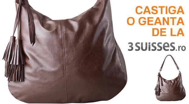 Castiga o geanta de la 3 Suisses