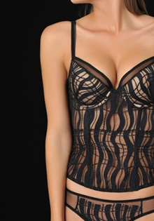 Corset Push-Up I.D. Sarrieri