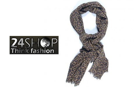Esarfe online: Animal Print