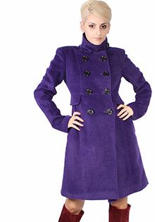 Paltoane colorate: Indigo