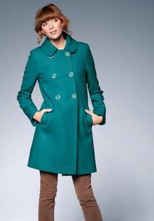 Paltoane colorate: Verde