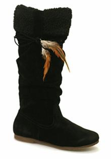Cizme negre Blink la Fashionlab