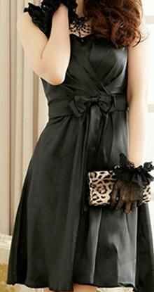 Rochie Black Glamour