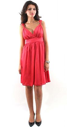 Rochie roz LOVELY LAUREN de ocazie