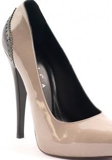Pantofi primavara 2012: Pantofi lac
