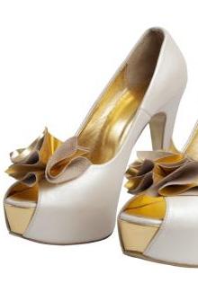 Pantofi primavara 2012: White event