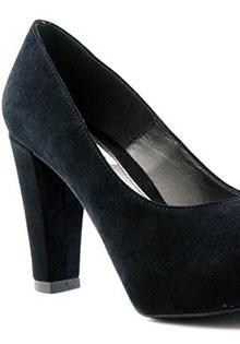 Pantofi primavara 2012: Piele intoarsa