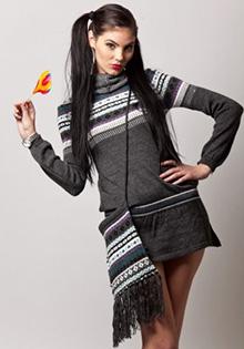 Winter Dress Cucuun Fashion