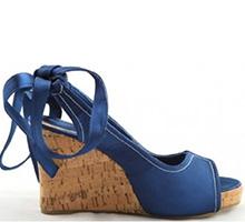 Sandale albastre Delia