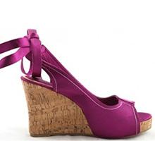 Sandale violet Delia