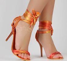 Sandale Original Style Orange