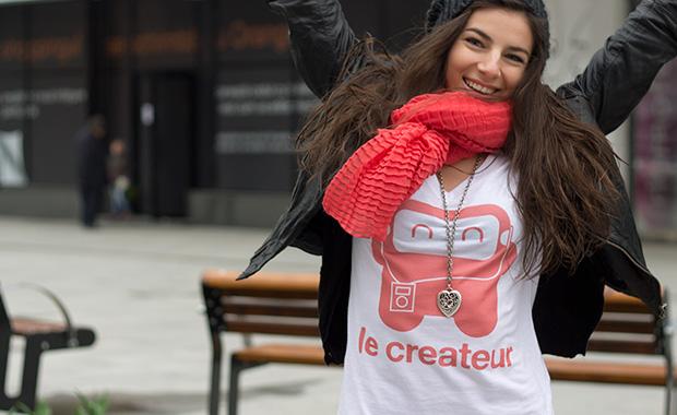 Castiga un tricou Le Createur 2012