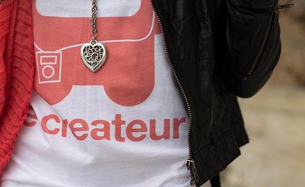 Tricou Le Createur Close-Up