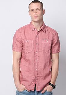 Camasa roz din in Ryan