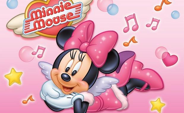 Decoreaza cu Minnie Mouse!