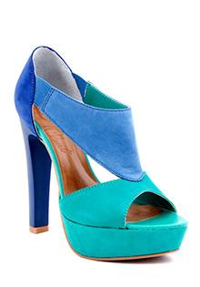 Sandale LILLYS CLOSET cu platforma