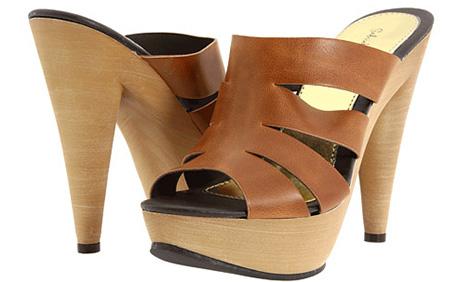 Sandale cu platforma vara 2012 Gabriella Rocha