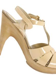 Sandale cu toc Gabriella Rocha Serene