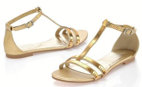 Sandale dama cu paiete