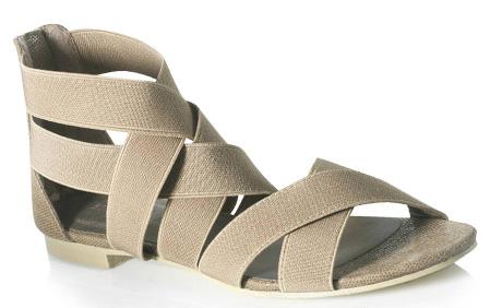 Sandale dama elastice vara 2012