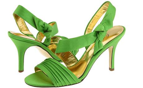 Sandale elegante vara 2012 Bouquets
