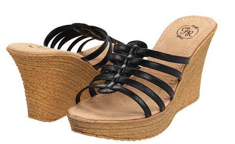 Sandale platforme vara 2012 Gabriella Rocha