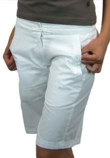Pantaloni scurti Reebok albi