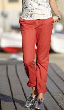 Pantaloni de dama la reducere