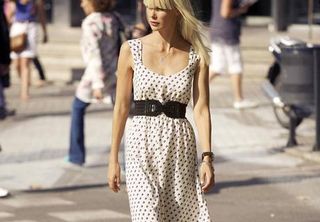 Rochie maxi cu imprimeu motiv geometric