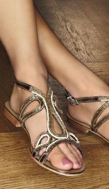 Sandale dama la reducere