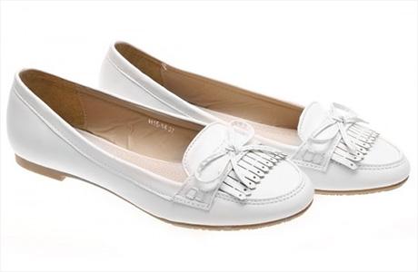 Pantofi casual de dama White Spice