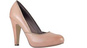 Pantofi dama roz vintage