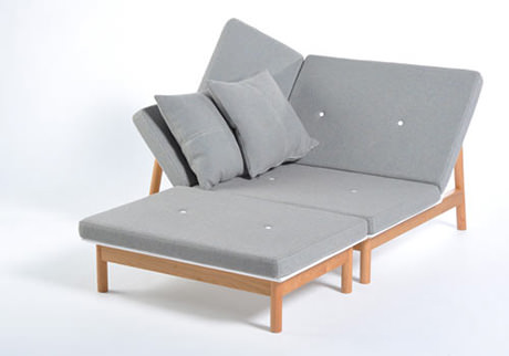 James Uren Luso Lounger
