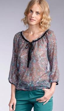 Bluza romantica La Redoute