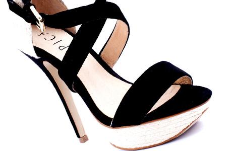 Sandale Epica cu platforma