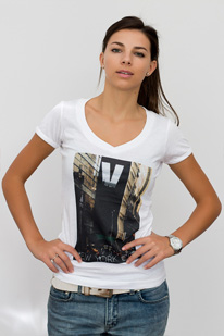 Tricou Le Createur The City